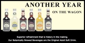 Fentimans' web ad